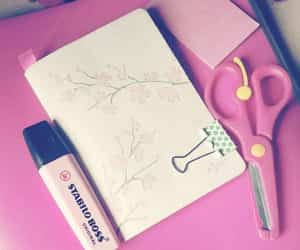 aesthetic, pastel, and journal image