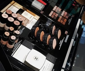 chanel, happy, and makeup image