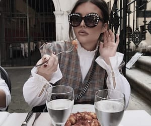 chic, classy, and drinks image