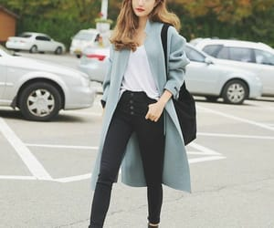 outfit, ideal, and kfashion image