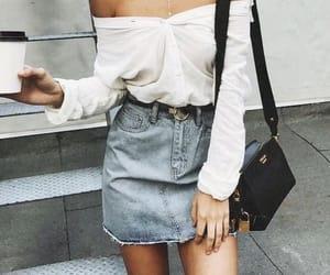 bag, skirt, and bags image