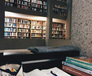 books, library, and study image