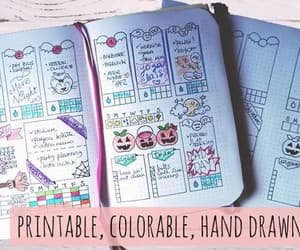 coloring, printable, and spread image