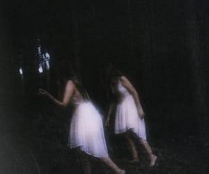 black, Darkness, and girls image