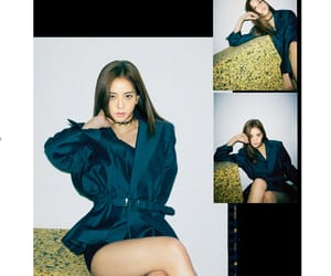model, blackpink, and jisoo kim image