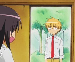 anime, usui takumi, and gif image