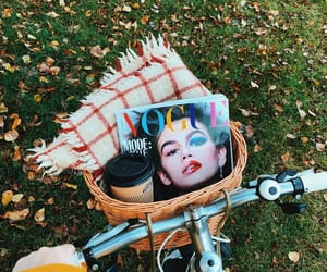 adventures, autumn, and basket image