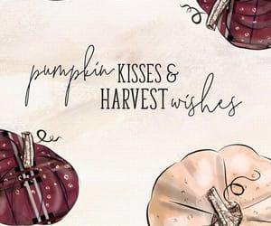 fall, pumpkin, and wallpaper image