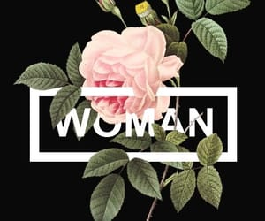 Harry Styles, woman, and wallpaper image