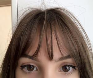 eyeliner, french, and girl image