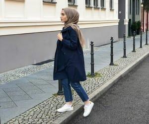 beauty, girls, and muslim image
