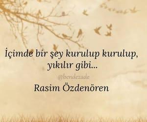 alıntı, türkçe sözler, and rasim özdenören image