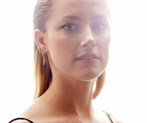 beauty, blonde, and amber heard image