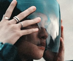 exo, kpop, and motorcycle image