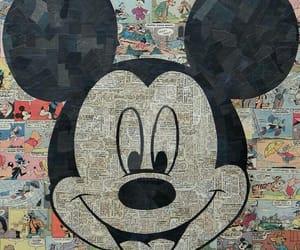 disney, wallpaper, and mickey image