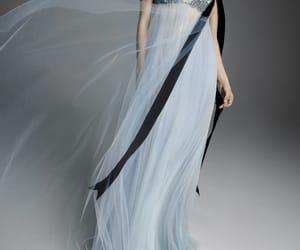 azul, belleza, and bridal image