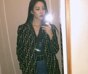 aesthetic, mirror, and coat image