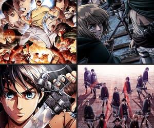 anime, anime girl, and levi image