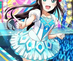 anime girl, beautiful, and kawaii image