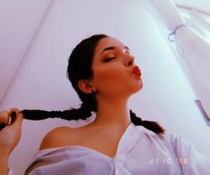 beauty, french braids, and braids image