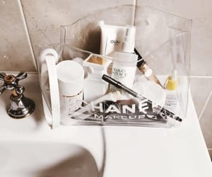 bathroom, beauty, and chanel image