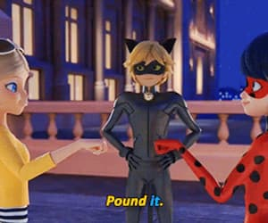 miraculous, anime, and queen bee image