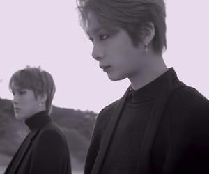 minhyuk, hyungwon, and monsta x image