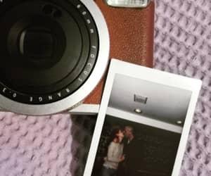 photograph, polaroid, and love image