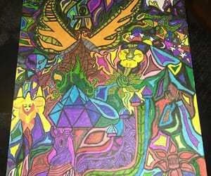 chill, cool, and psychedelic image