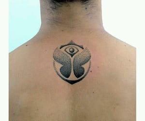 tattoo, tomorrowland, and Tattoos image