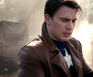 captain america, gif, and Marvel image