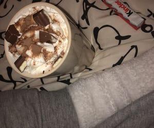 chocolate and kinder image