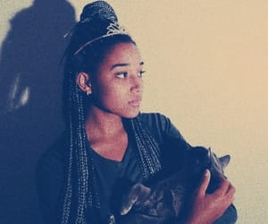 edited, Queen, and amandla stenberg image