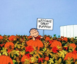 cartoon, Halloween, and pumpkin image