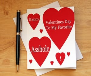etsy, funny valentine, and valentines card image