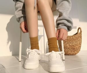 accessories, asian fashion, and shoes image