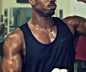 black boy, body, and boxing image