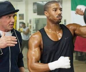 black boy, movie, and boxing image