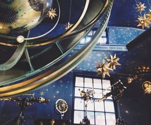 stars, blue, and ravenclaw image