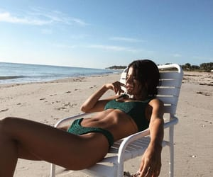 bikini and legs image