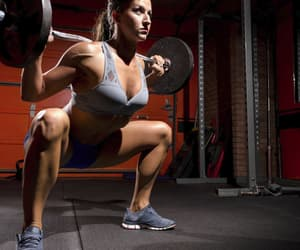 gym equipment, rubber products, and crossfit mats image