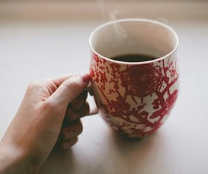 cup, coffee, and vintage image