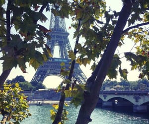 beauty, eiffel tower, and france image