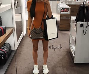 shoes sneakers, luxury luxe nude, and ootd tenue love image
