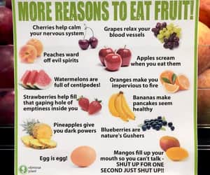 fruit, fruity, and health image