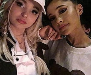 arianagrande and dovecameron image