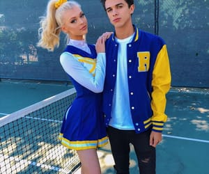 loren gray and couple image