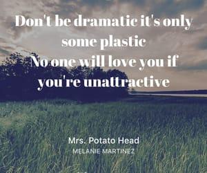 mrs. potato head, melaniemartinez, and musixmatch image