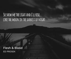 musixmatch, ed prosek, and fles & blood image