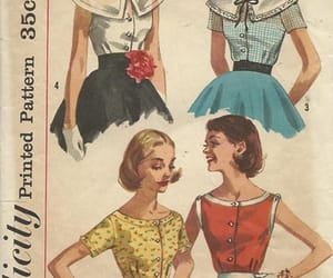 50s, 60s, and colorful image